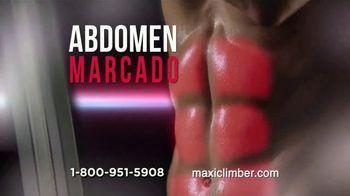 MaxiClimber TV Spot, 'Trabaja todo tu cuerpo' [Spanish] - Thumbnail 4
