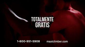 MaxiClimber TV Spot, 'Trabaja todo tu cuerpo' [Spanish] - Thumbnail 7