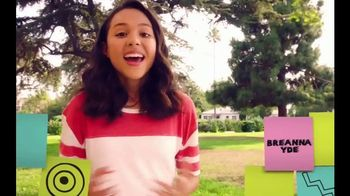 Nickelodeon The Halo Movement TV Spot, \'Peace Garden\' Featuring Breanna Yde