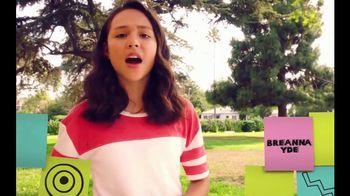 Nickelodeon The Halo Movement TV Spot, 'Peace Garden' Featuring Breanna Yde - Thumbnail 2