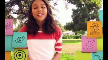 Nickelodeon The Halo Movement TV Spot, 'Peace Garden' Featuring Breanna Yde - Thumbnail 8