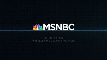 MSNBC TV Spot, 'Your Favorite Shows Now as Podcasts' - Thumbnail 9