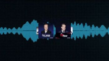MSNBC TV Spot, 'Your Favorite Shows Now as Podcasts'