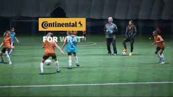 Continental Tire TV Spot, 'Celebrating Soccer: Tobin Heath' - Thumbnail 10