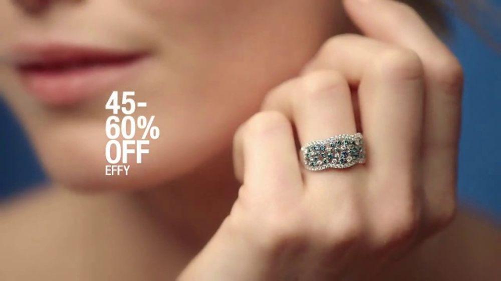 Macy's Diamond Sale TV Commercial, 'Fine Jewelry Dazzles ...