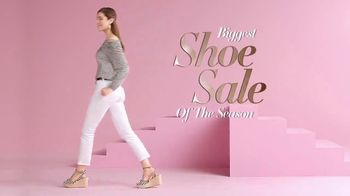 Macy's Biggest Shoe Sale of the Season TV Spot, 'The Names You Want' - Thumbnail 10