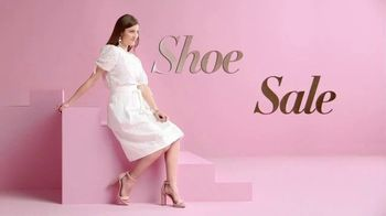 Macy's Biggest Shoe Sale of the Season TV Spot, 'The Names You Want'