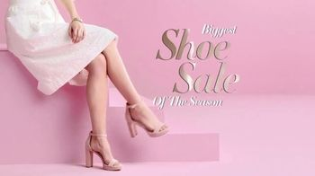 Macy's Biggest Shoe Sale of the Season TV Spot, 'The Names You Want' - Thumbnail 3
