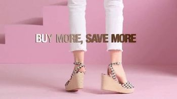 Macy's Biggest Shoe Sale of the Season TV Spot, 'The Names You Want' - Thumbnail 9