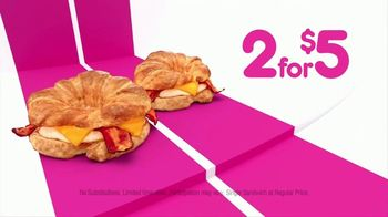 Dunkin' Donuts Go2s TV Spot, 'That Was Your Sandwich' - Thumbnail 8