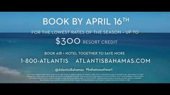 Atlantis TV Spot, 'Endless Flow: April' - Thumbnail 9