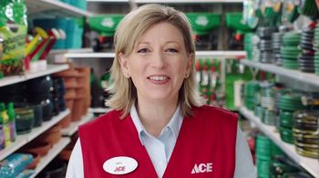 ACE Hardware Scotts Days TV Spot, 'Fertilizer' - 2345 commercial airings