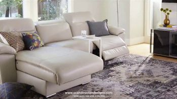 Scandinavian Designs Spring Upholstery Sale TV Spot, 'Freshen Up Your Home' - Thumbnail 5
