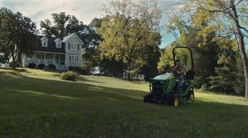 John Deere 1023E Sub-Compact Tractor TV Spot, 'Close to Home' - Thumbnail 3