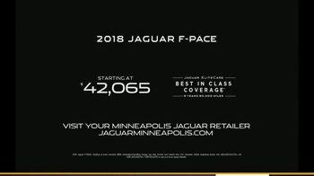 2018 Jaguar F-PACE TV Spot, 'Elevated' [T1] - Thumbnail 10
