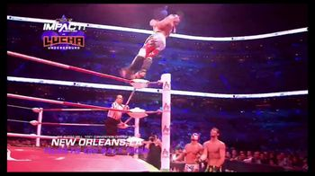 WrestleCon TV Spot, 'Impact Wrestling vs. Lucha Underground' - Thumbnail 1