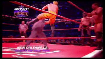WrestleCon TV Spot, 'Impact Wrestling vs. Lucha Underground' - Thumbnail 4