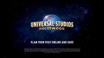 Universal Studios Hollywood TV Spot, 'Come See What You've Been Missing' - Thumbnail 10