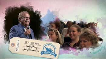 2018 In Touch Alaska Cruise TV Spot, 'Uplifting Performances' - Thumbnail 4