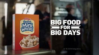 Frosted Mini-Wheats TV Spot, 'Big Food for Hugo's Big Day' - Thumbnail 10