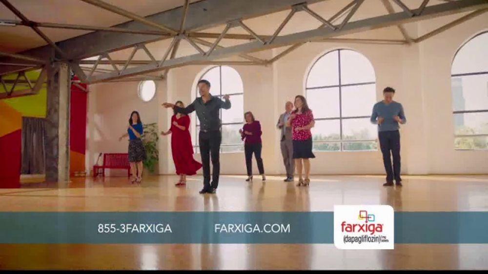 Farxiga TV Commercial, 'Dance Class'