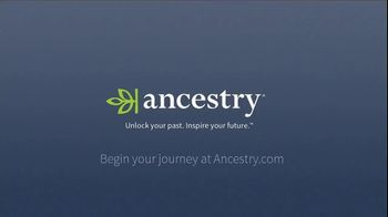 Ancestry TV Spot, 'Your DNA Journey' - Thumbnail 10