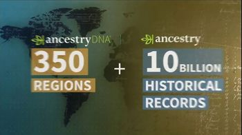 Ancestry TV Spot, 'Your DNA Journey' - Thumbnail 3
