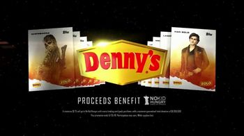 Denny's TV Spot, 'Solo: A Star Wars Story: Exclusive Trading Cards' - Thumbnail 8
