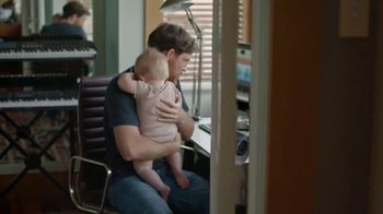American Express TV Spot, 'Work-At-Home Dad'