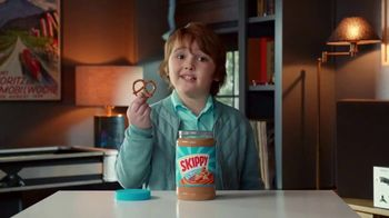 SKIPPY P.B. Bites TV Spot, 'P.B. Bites-Sized Advice' Song by Mark Ronson - 3232 commercial airings