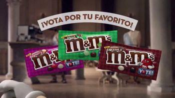 Crunchy M&M's TV Spot, 'Pampered' [Spanish] - Thumbnail 10
