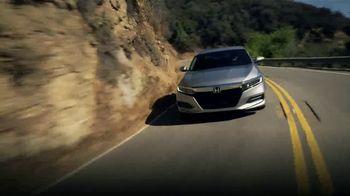 Honda Dream Garage Spring Event TV Spot, 'Best Car: 2018 Accord' [T1] - Thumbnail 2