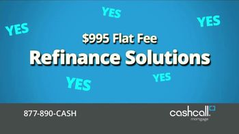 CashCall Mortgage TV Spot, 'Mortgage Solutions'