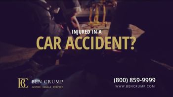 Ben Crump Law TV Spot, 'Injured in a Car Accident? Contact Us.' - Thumbnail 3