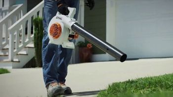 STIHL TV Spot, 'Pick Your Power: Trimmers and Blowers' - Thumbnail 1