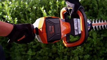 STIHL TV Spot, 'Pick Your Power: Trimmers and Blowers' - Thumbnail 2