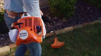 STIHL TV Spot, 'Pick Your Power: Trimmers and Blowers' - Thumbnail 5