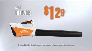 STIHL TV Spot, 'Pick Your Power: Trimmers and Blowers' - Thumbnail 7