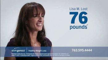 SlimGenics TV Spot, 'Lisa'
