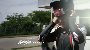 Kawasaki Good Times Sales Event TV Spot, 'Friendly Competition: Ninja 400' - Thumbnail 5