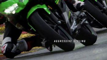 Kawasaki Good Times Sales Event TV Spot, 'Friendly Competition: Ninja 400' - Thumbnail 7
