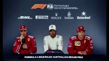 Formula One TV Spot, \'2018 Gulf Air Bahrain Grand Prix\'