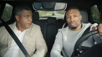 Jaguar E-PACE TV Spot, 'Day With Dame' Featuring Damian Lillard [T1] - 173 commercial airings
