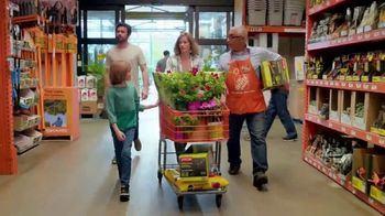 The Home Depot Spring Black Friday TV Spot, 'Own Your Outside: Herbs' - Thumbnail 2