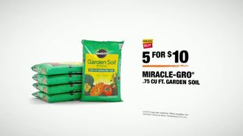 The Home Depot Spring Black Friday TV Spot, 'Own Your Outside: Herbs' - Thumbnail 7