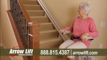 Arrow Lift TV Spot, 'Stay in the Home You Love' - Thumbnail 1