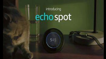 Amazon Echo Spot TV Spot, 'Alexa Moments: Kitty Clock' - Thumbnail 10