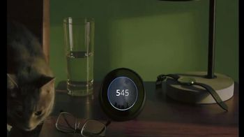 Amazon Echo Spot TV Spot, 'Alexa Moments: Kitty Clock' - Thumbnail 5
