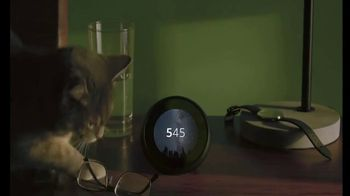 Amazon Echo Spot TV Spot, 'Alexa Moments: Kitty Clock'