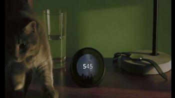 Amazon Echo Spot TV Spot, 'Alexa Moments: Kitty Clock' - Thumbnail 7